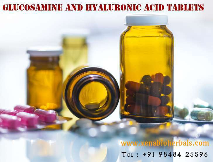 Glucosamine-And-Hyaluronic-Acid-Tablets